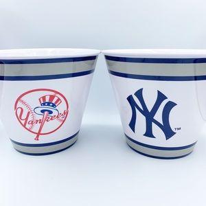 New York Yankees Melamine Bowls